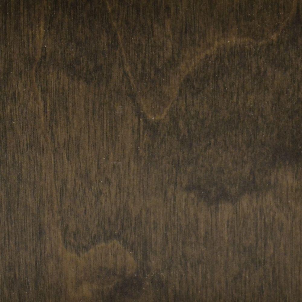 Espresso Birch Hardwood Flooring Sample