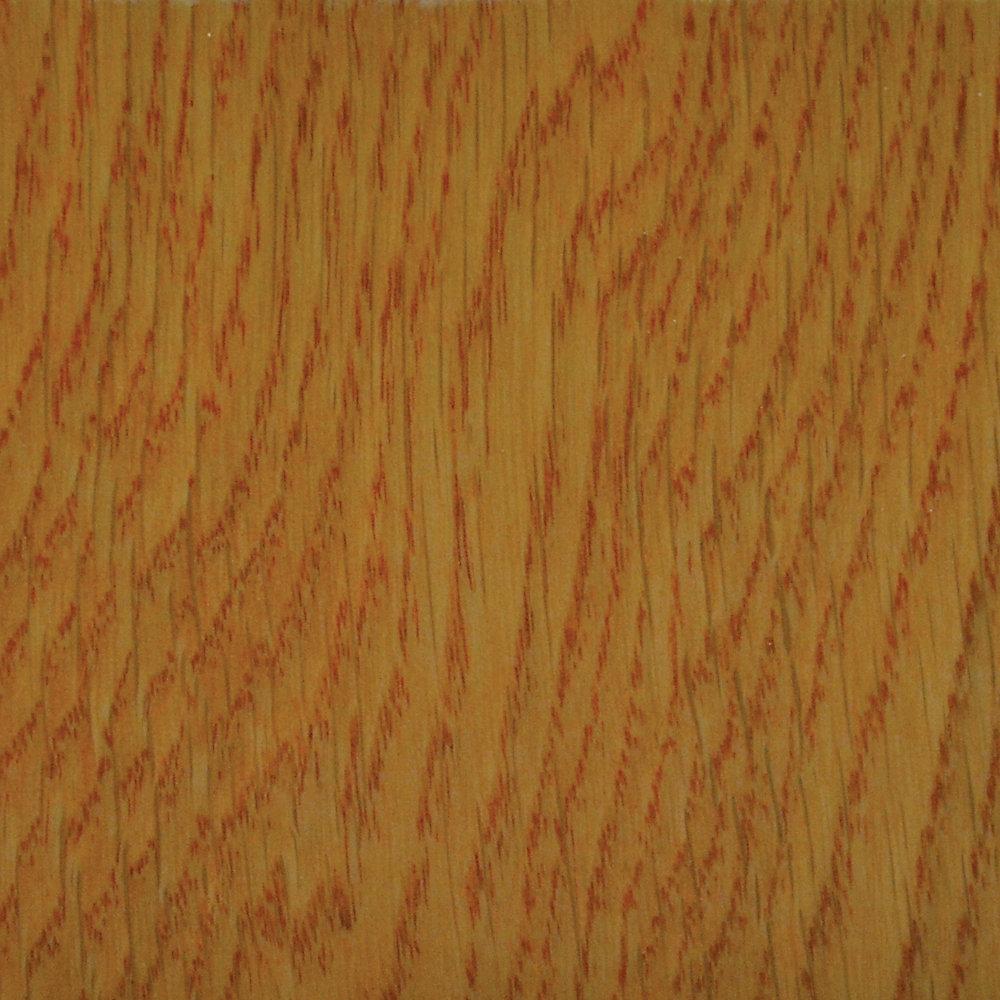 Échantillon - Plancher, bois massif, chêne auburn