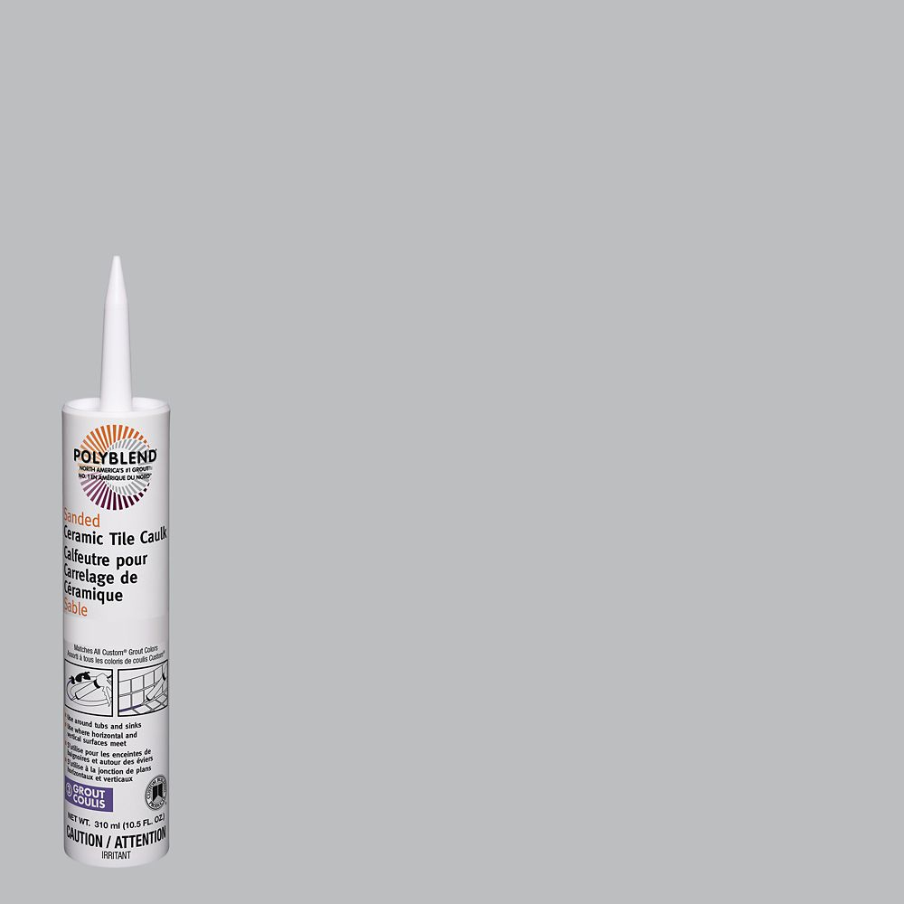 #115 Platinum Sanded Caulk