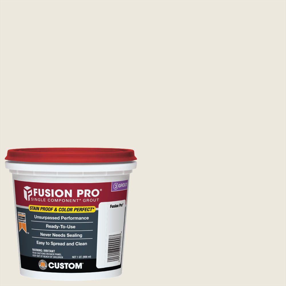 #381 Bright White Fusion Pro 1 qt.