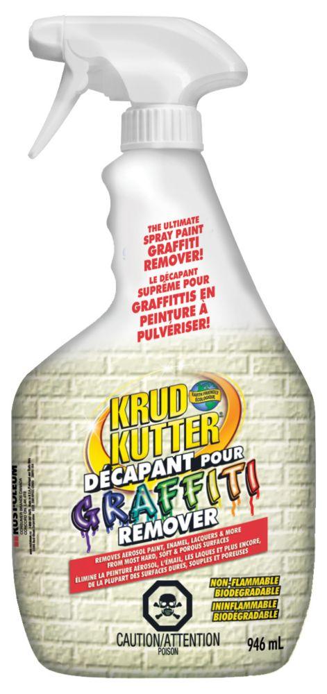 Krud Kutter Graffiti Remover Spray