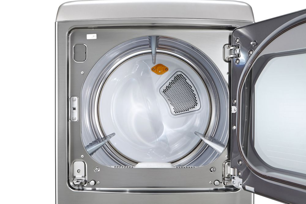 7.3 Cu.Ft. Ultra Large Capacity Electric SteamDryer with Easyload Door - DLEY1701VE