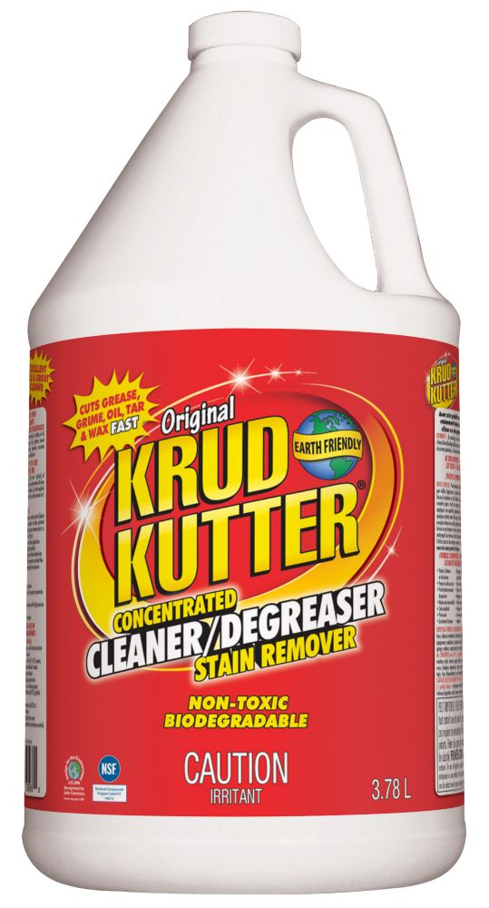 Krud Kutter Original Cleaner Degreasr 3.78l