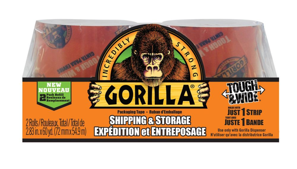 30yd Gorilla Packaging Tape Re-fill
