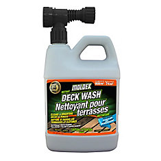 Deck Amp Concrete Cleaners Siding Cleaners Amp More The