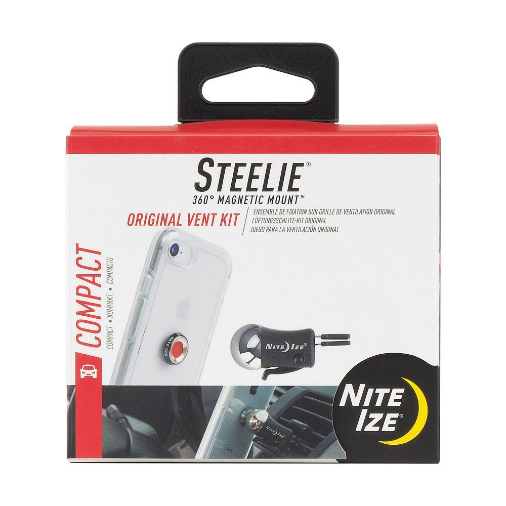Nite Ize Nite Ize Original Steelie Vent Mount Kit-  Magnetic  Car Vent Mount for Smartphones