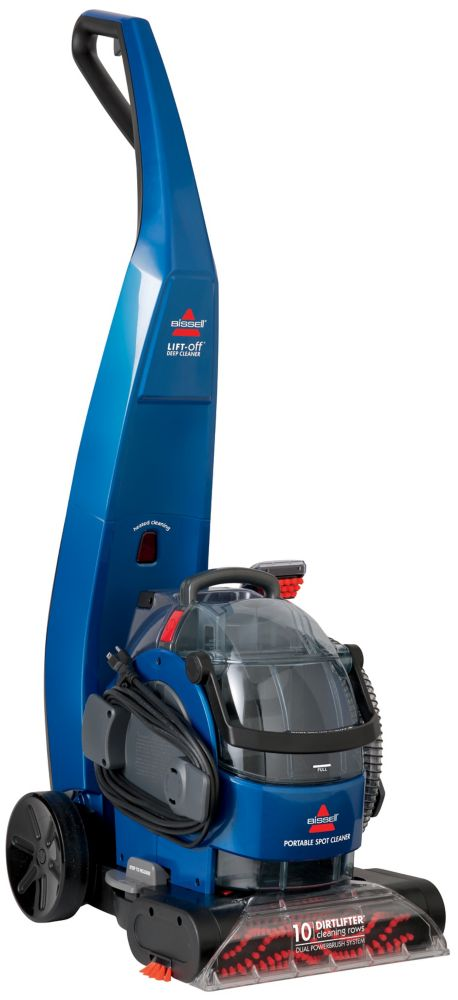DeepClean Lift-Off Deep Cleaning System