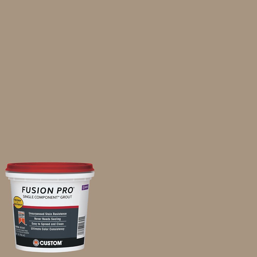 #145 Light Smoke Fusion Pro 1qt