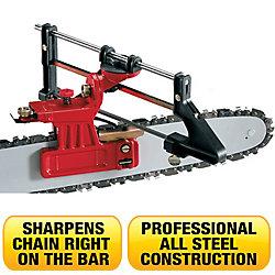 Laser Affûteuse pour scies à chaîne pour professionnels