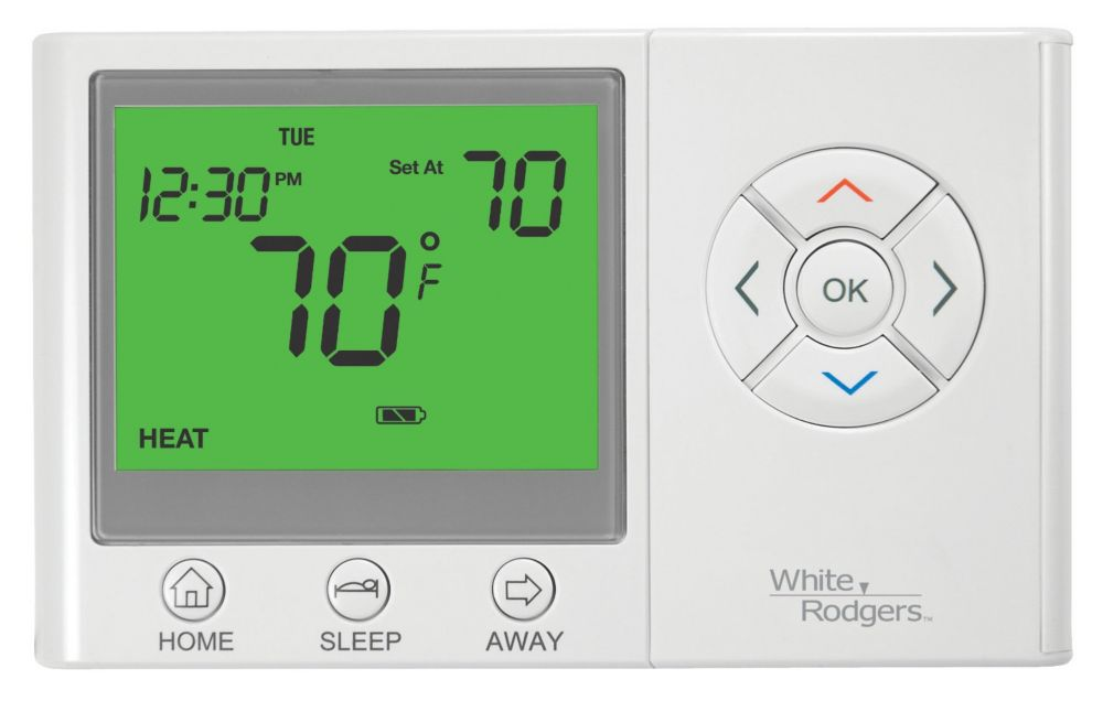 WR Universal 7-Day Programmable W/ Home/Sleep/Away Thermostat