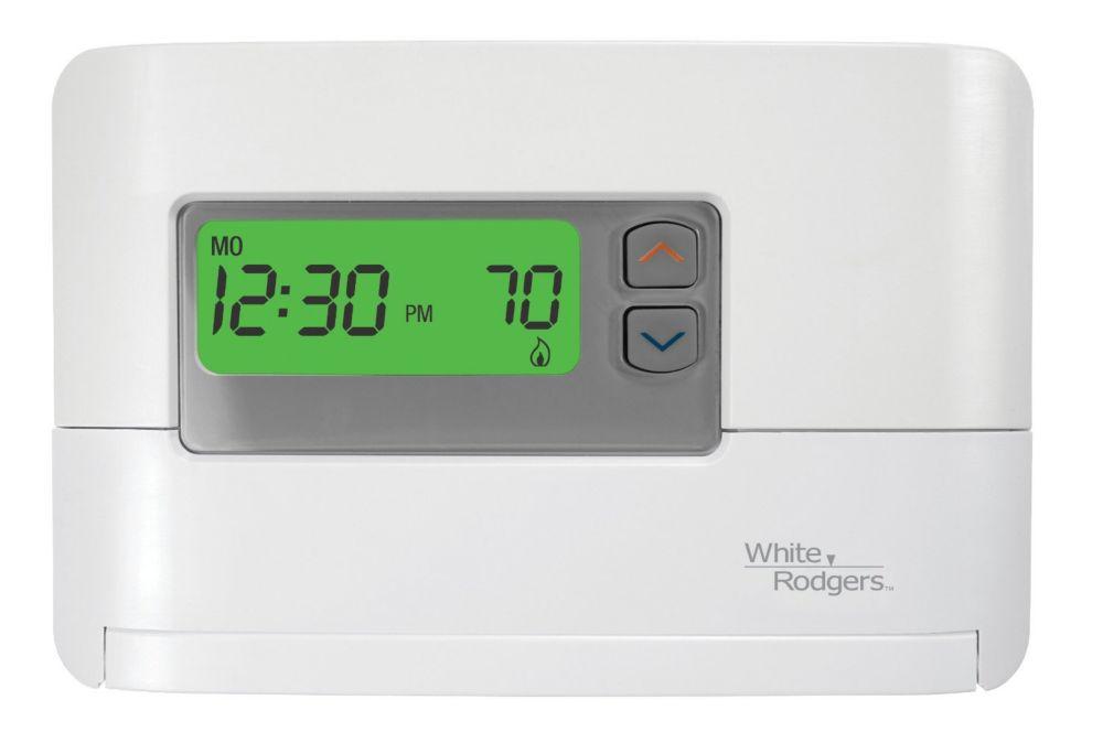 Thermostat WR avec programmation 5+1+1 jours