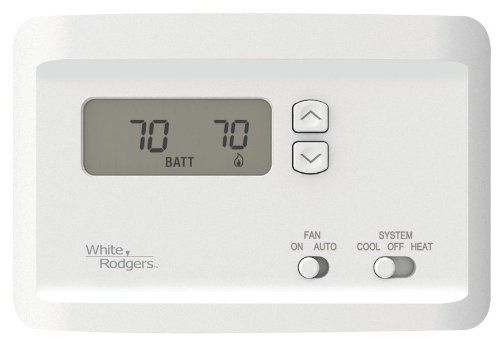 white rodgers thermostat instructions