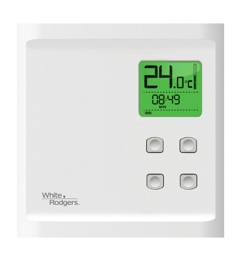 white rodgers programmable thermostat manual