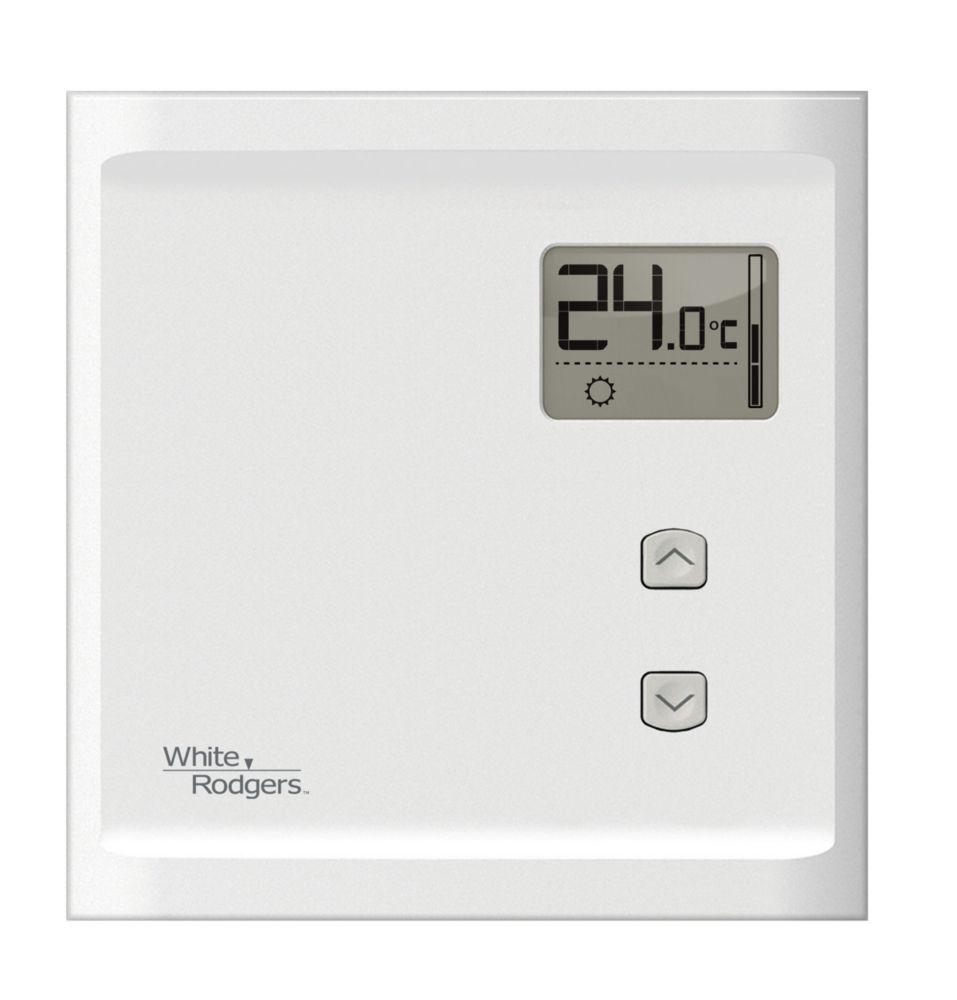 Thermostat électronique WR chauffage seulement bipolaire pour plinthe 120/240V