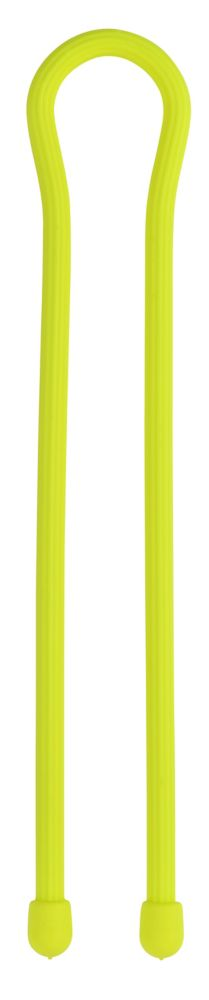 Socle de fixation déquipement 18po, emballage de 2, jaune néon