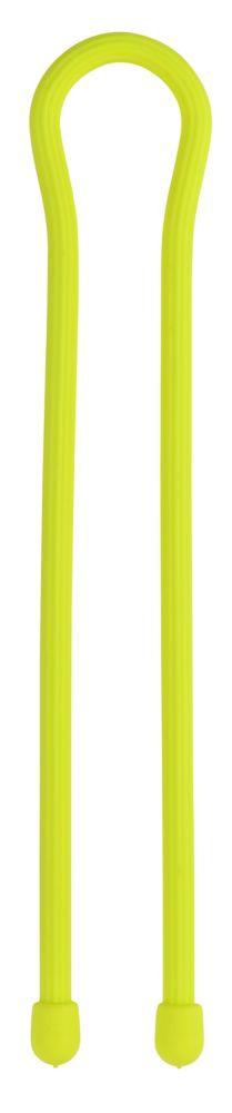 Gear Tie 18 Inch. 2pk Neon Yellow