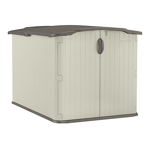 Slide Top Shed