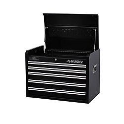 HUSKY 26-inch 5-Drawer Tool Chest