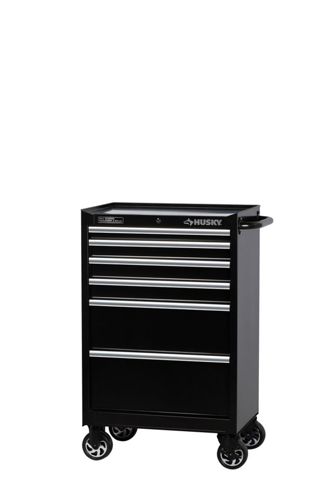 27 In 6-Drw Tool Cabinet