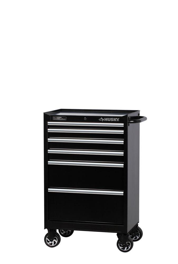 HUSKY 27-inch W 6-Drawer Tool Cabinet