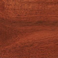 Plancher encliquetable, bois d'ingéniérie, 4 3/4 po de largeur, Acacia doré, 24,8 pi2/boîte