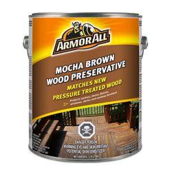 Armor All Produit de préservation du bois, brun moka