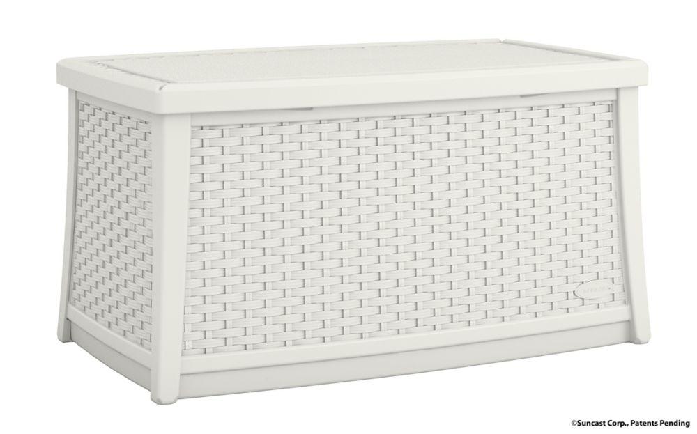Coffee Table with Storage, white BMDB3010W Canada Discount