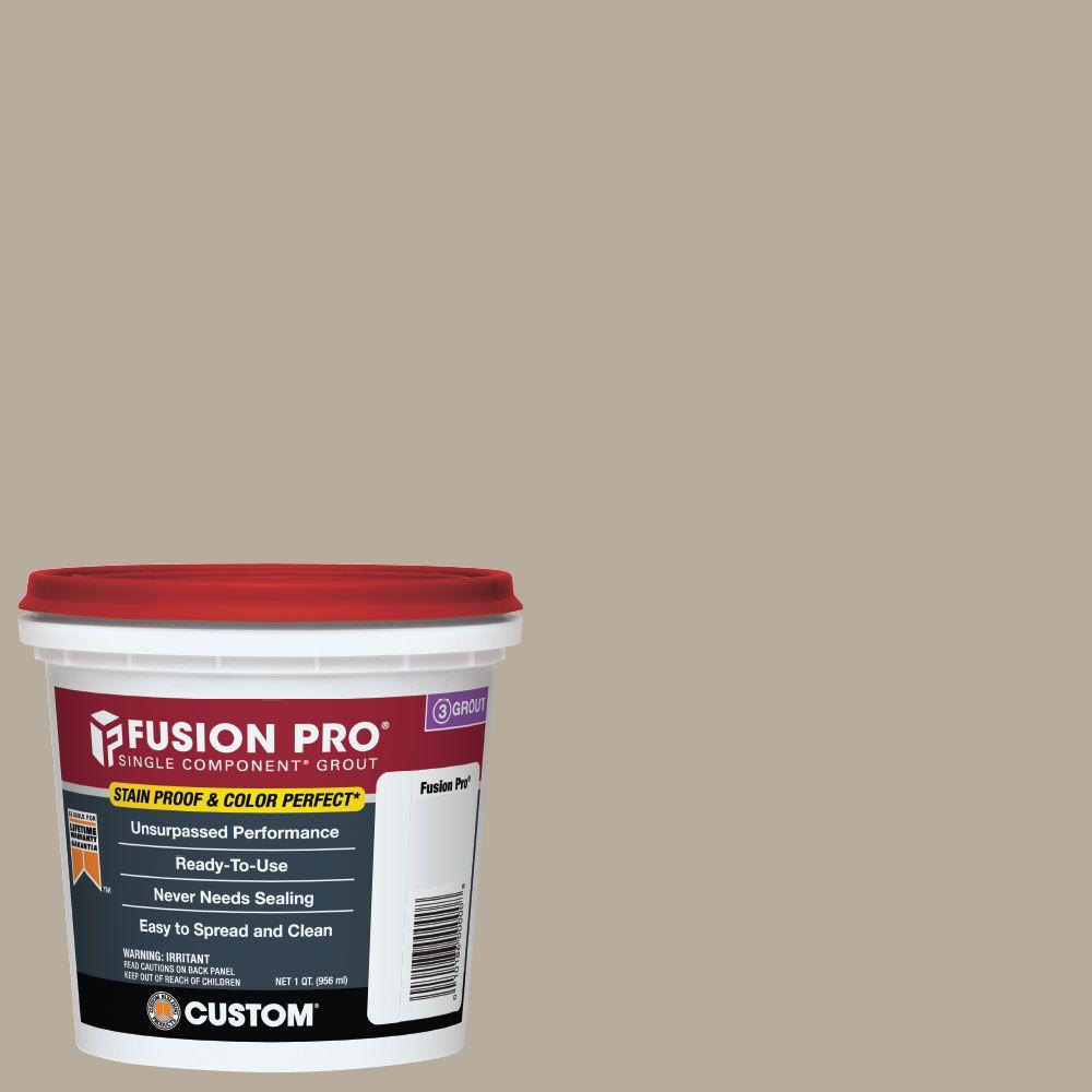 #386 Oyster Gray Fusion Pro 1 qt. CFP386QT-4 Canada Discount