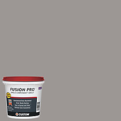 Custom Building Products #165 Delorean Gray Fusion Pro 1 qt.