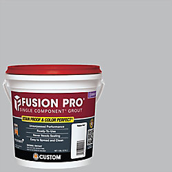 Custom Building Products Fusion  Pro 3,79 l No 115 Platine