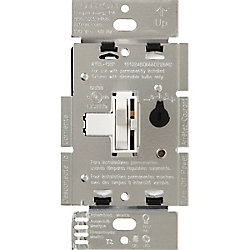 Lutron Ariadni 250-Watt Single Pole/3-Way CFL/LED Dimmer, White