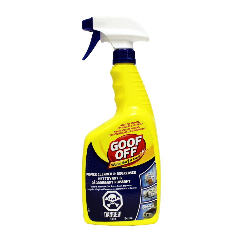 Goof Off Goof Off Power Cleaner/Degreaser FG686 946ml