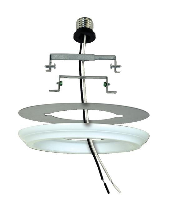 Recessed Light Converter for Pendant or Light Fixtures