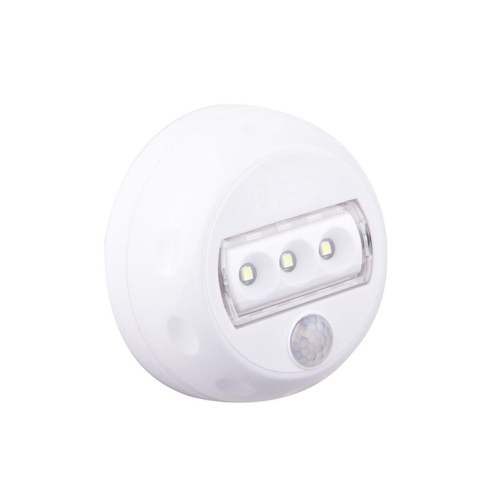 Dispositif déclairage DEL classique à détecteur de movement