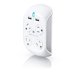 360 Electrical Revolve3.4 Surge Protector w/USB