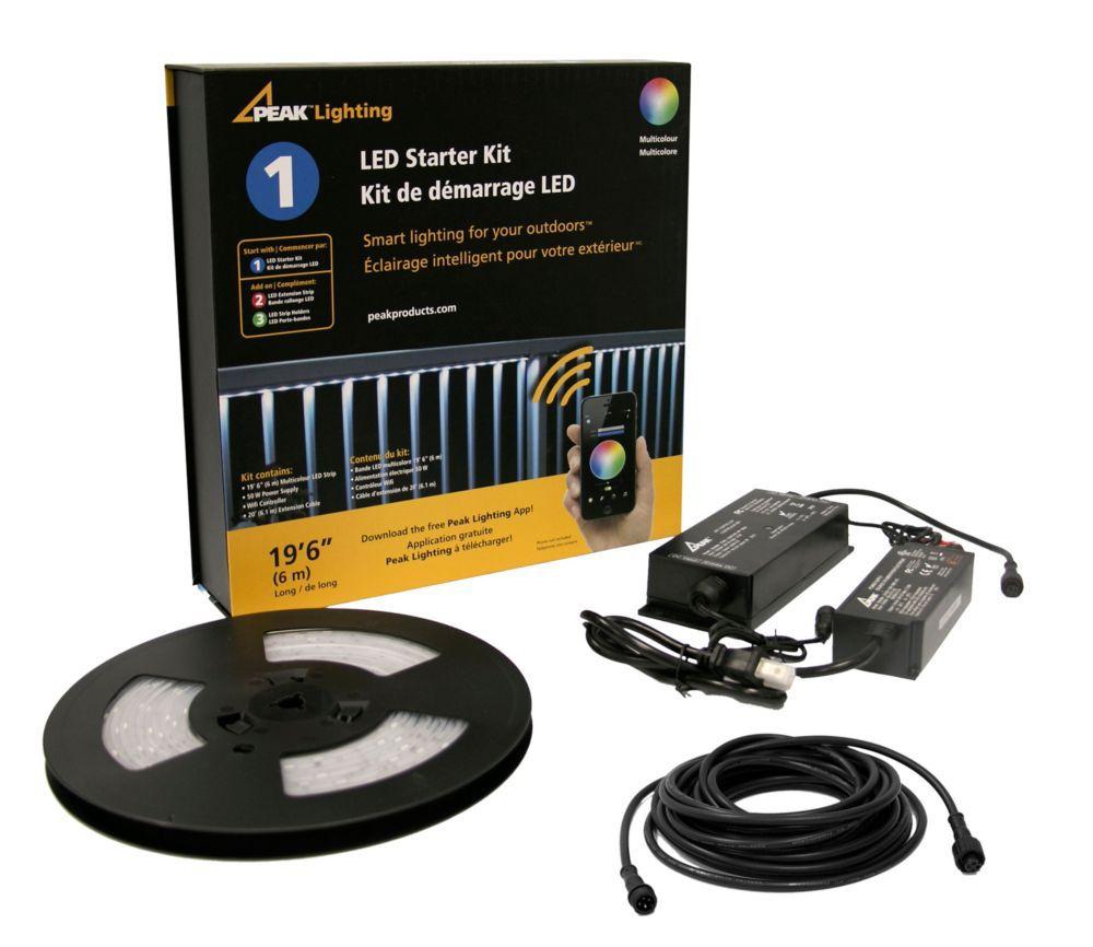 Peak Products LED Lighting Starter Kit