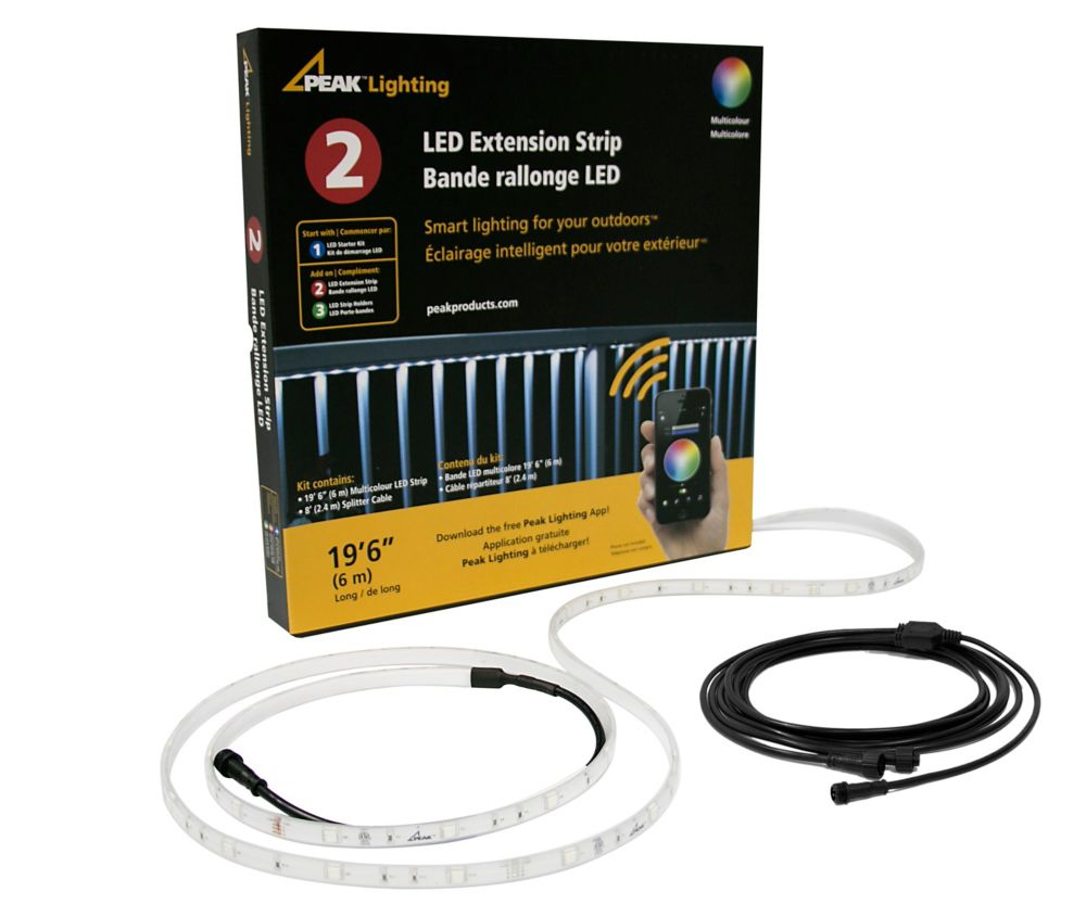 Peak Products LED Lighting Extension Strip