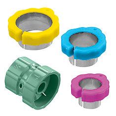 Cet outil est conçu pour enlever facilement les raccords PVC-Lock récemment installé.