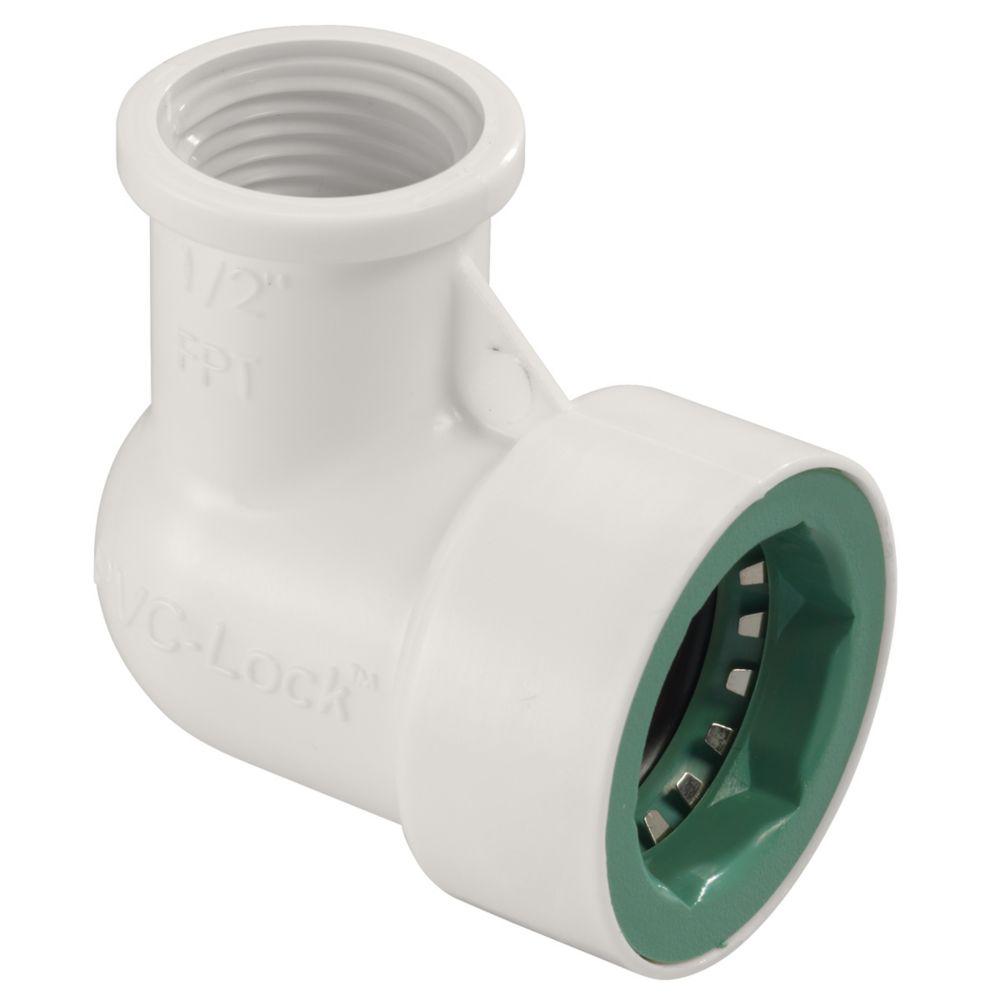 PVC-Lock (R) est un outil facile à utiliser de montage qui permettra d'économiser du temps