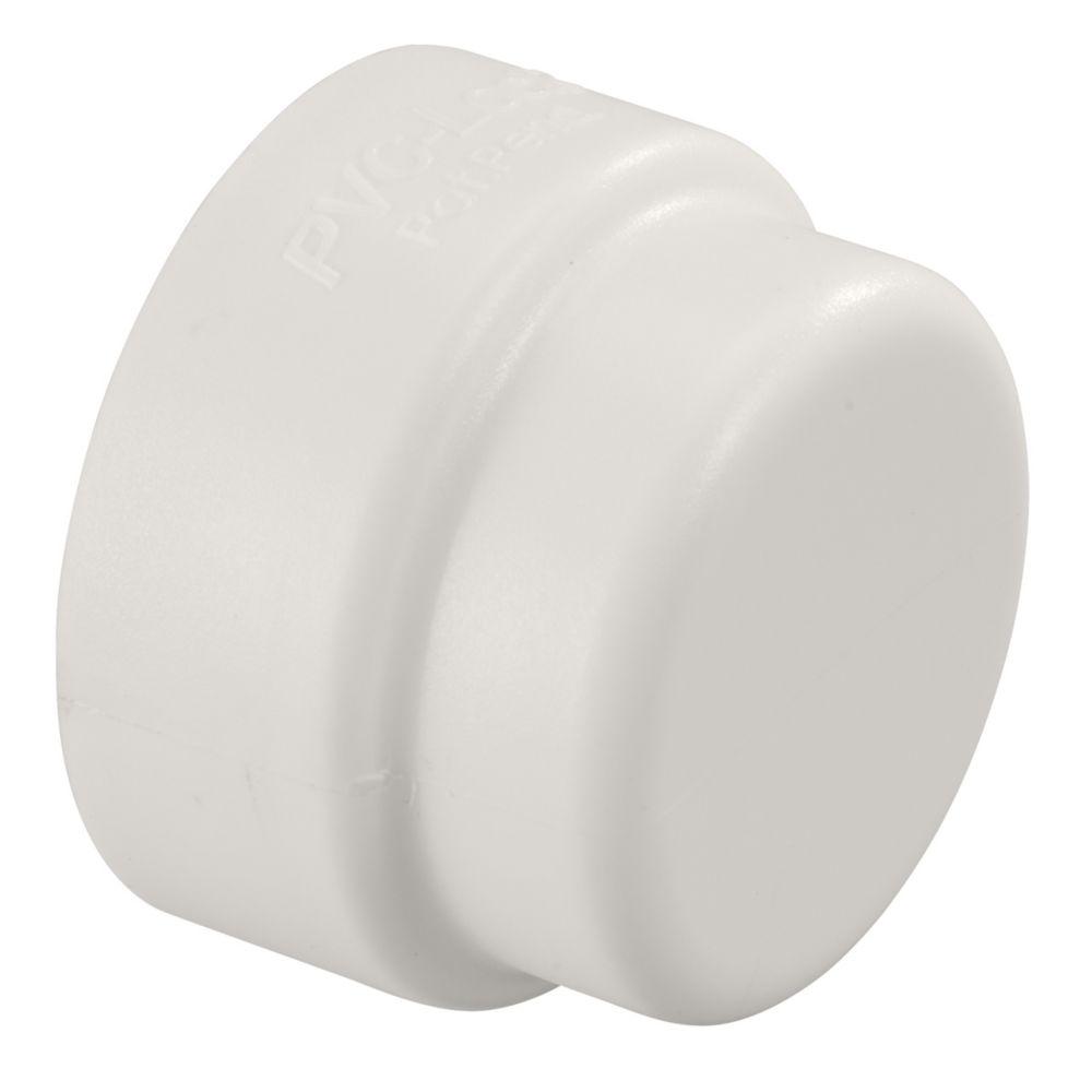 1 Inch   PVC-Lock Cap