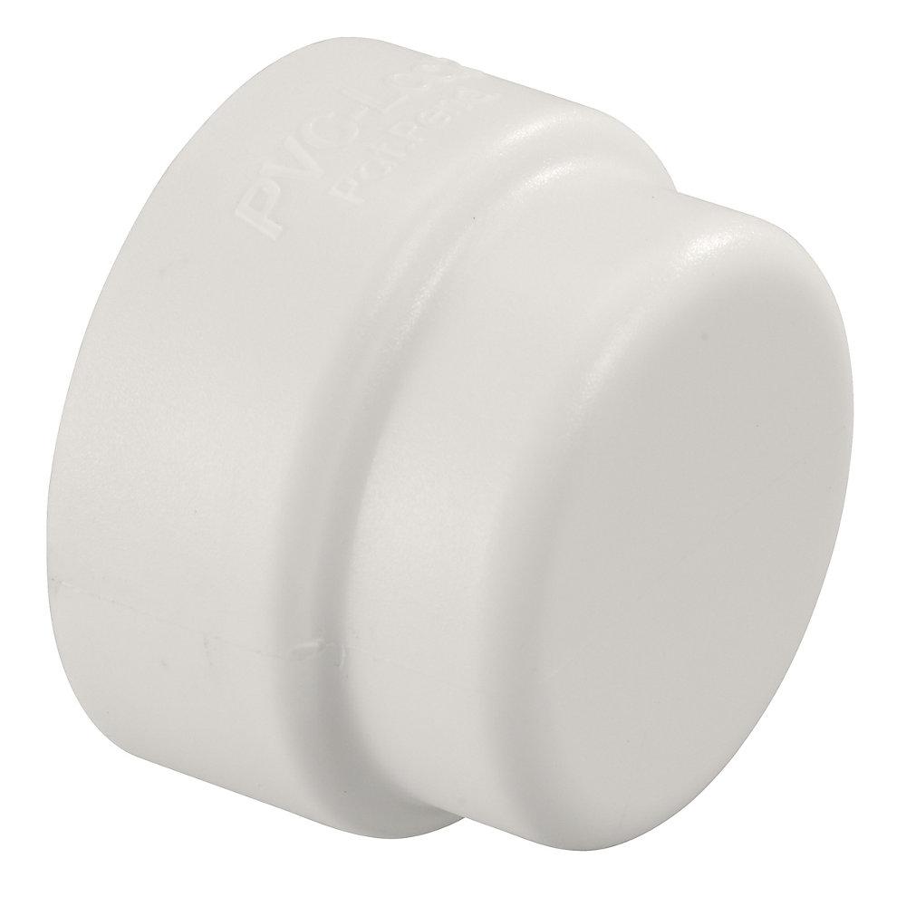 1-inch PVC-Lock Cap