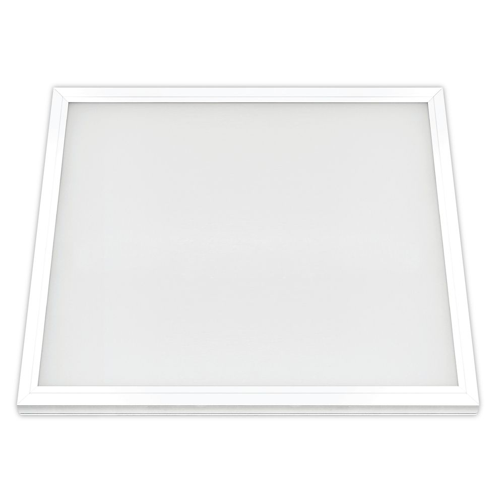 2x2 LED Edge Lit (2 Inch 1), White Trim
