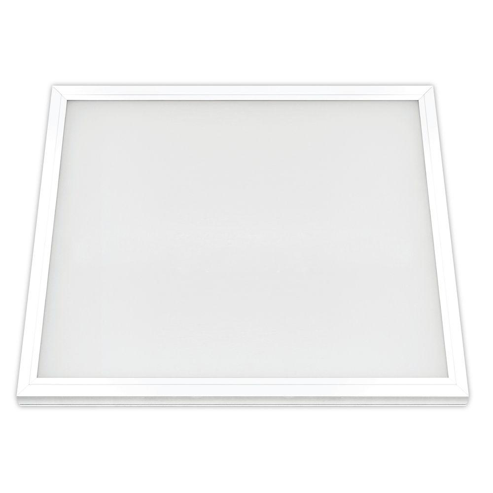 2x2 LED Edge Lit (2 Inch 1), White Trim