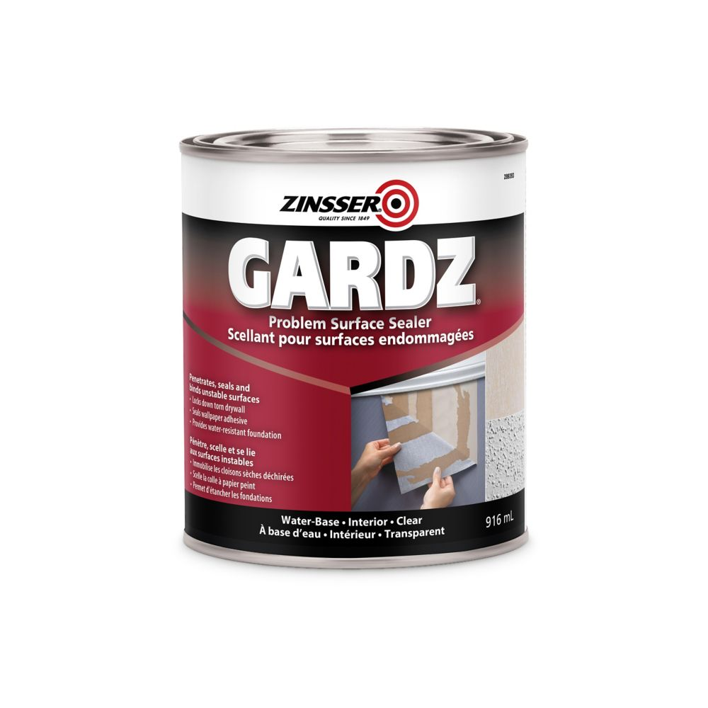 Zinsser Gardz Primer Sealer  916ml
