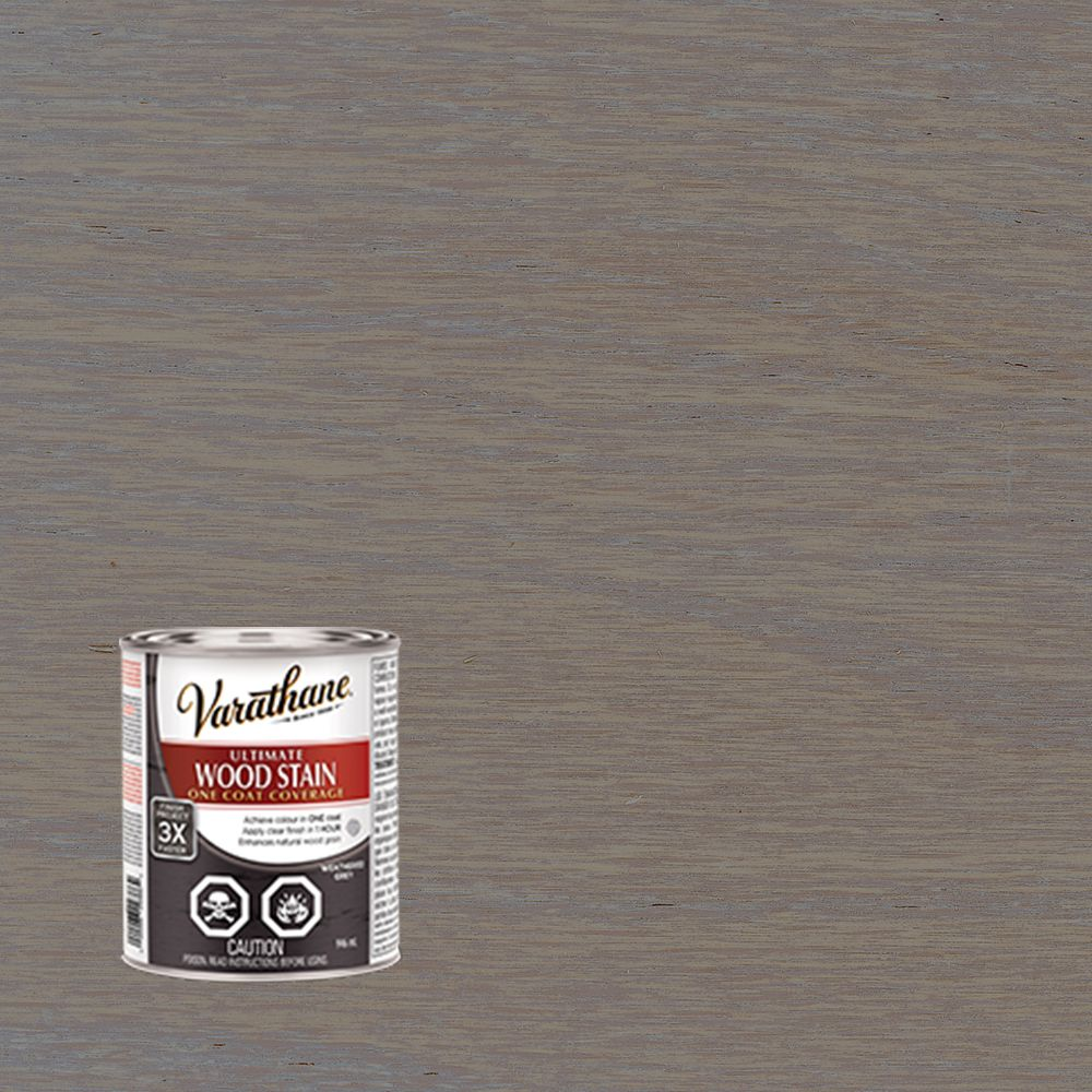 Varathane Ultimate Stain Wheathered Gray 946ml