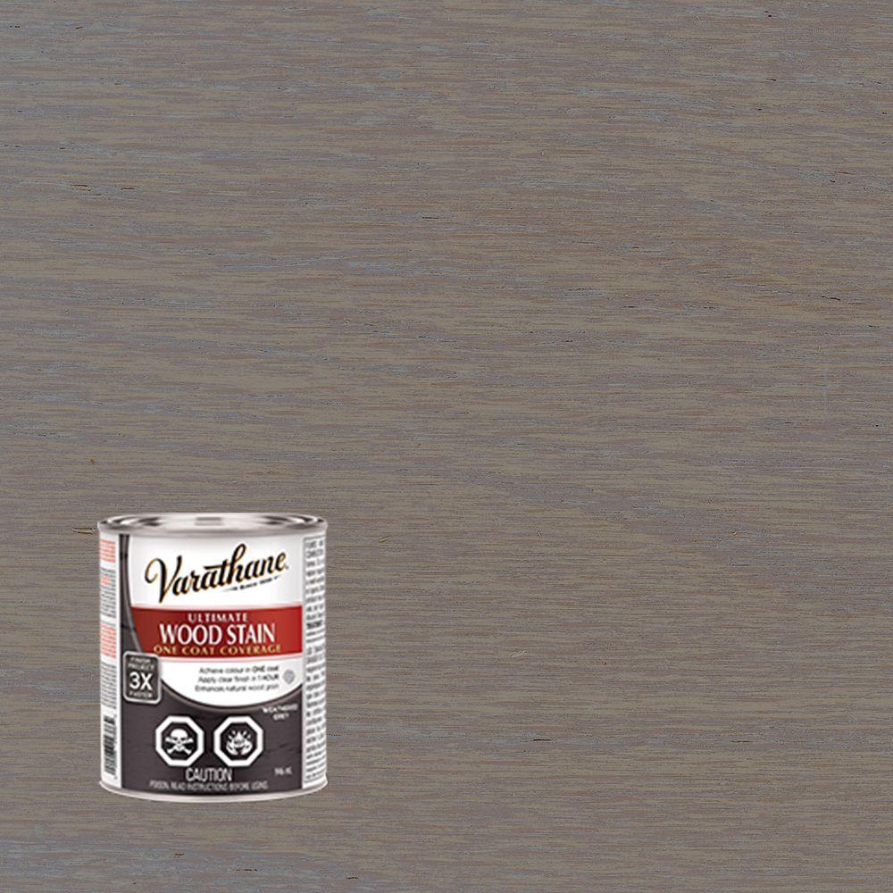 VARATHANE TEINT ULTIME GRIS VIEILLI 946ML