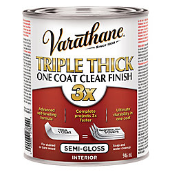 Varathane Triple Thick Clear S/G 946ml