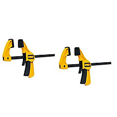 4.5-Inch Small Trigger Clamps (2-Pack)