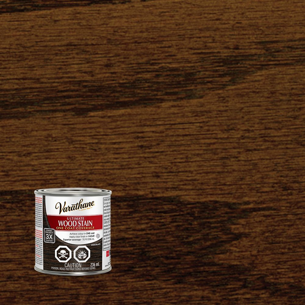 Varathane Ultimate Stain Chocolate 946ml