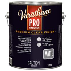 Varathane VARATHANE FINI PRO 350 MATTE 3.78L